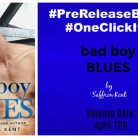 #PreOrderBlitz #YouNeedThisBook #HotAF ~~ Bad Boy Blues by @TheSaffronKent