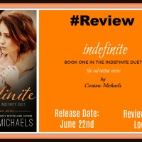 #ItsLive #SecondChanceRomance  #SalvationSeries~~ Indefinite by @AuthorCMichaels