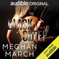 #AudibleReview ~~Black Sheep by Meghan March