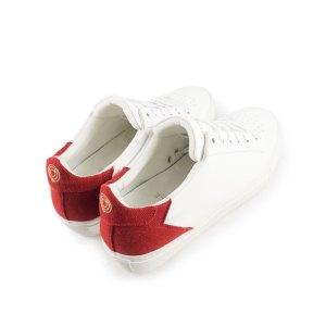 sneakers vegan epsilon rosse subtle