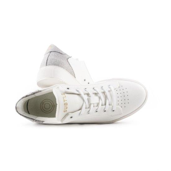 Baskets vegan de Subtle Shoes, disponibles en plusieurs couleurs sur Up & Down Hill eshop 100% belge