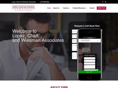 CPA Website Design