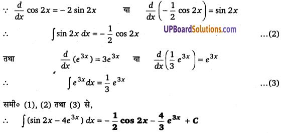 Samakalan 12th Class In Hindi Integrals Chapter 7