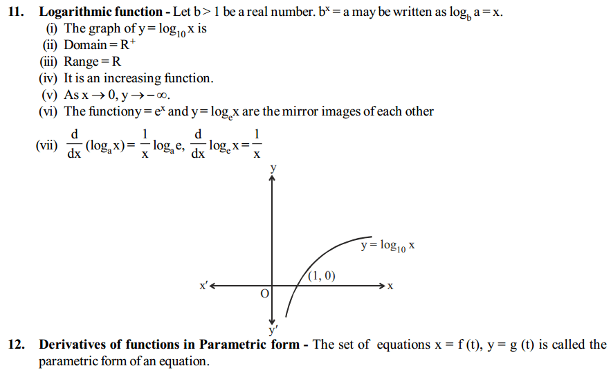 Continuity and Differentiability Formulas for Class 12 Q4
