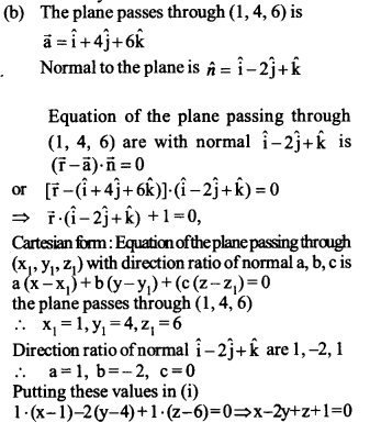 UP Board Solutions for Class 12 Maths Chapter 11 Three Dimensional Geometry image 45