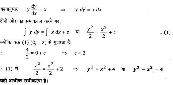 UP Board Solutions for Class 12 Maths Chapter 9 Differential Equations image 65