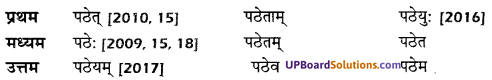 UP Board Solutions for Class 10 Hindi धातु-रूप img-27