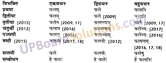 UP Board Solutions for Class 10 Hindi शब्द-रूप img-4