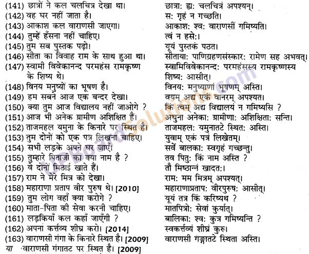 UP Board Solutions for Class 10 Hindi हिन्दी-संस्कृत अनुवाद img-30