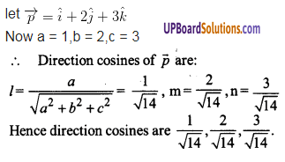 UP Board Solutions for Class 12 Maths Chapter 10 Vector Algebra image 21
