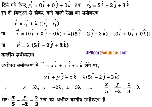 UP Board Solutions for Class 12 Maths Chapter 11 Three Dimensional Geometry image 14
