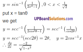 UP Board Solutions for Class 12 Maths Chapter 5 Continuity and Differentiability image 106