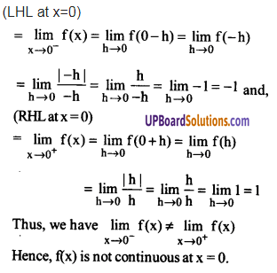 UP Board Solutions for Class 12 Maths Chapter 5 Continuity and Differentiability image 15