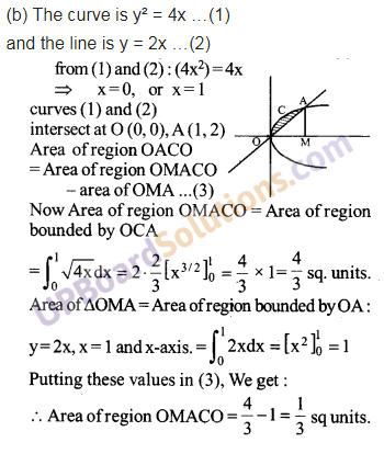 UP Board Solutions for Class 12 Maths Chapter 8 Application of Integrals image 34