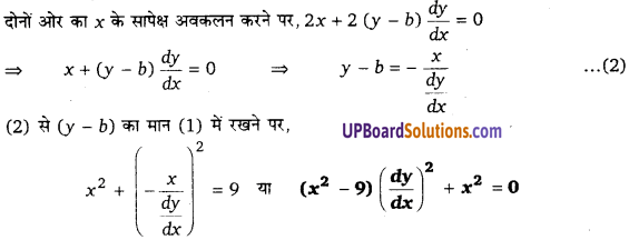 UP Board Solutions for Class 12 Maths Chapter 9 Differential Equations image 29