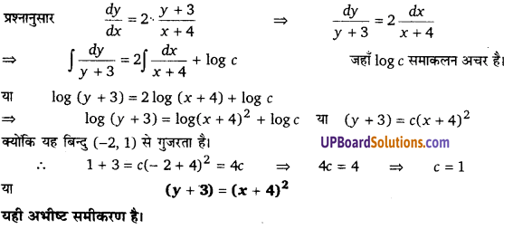 UP Board Solutions for Class 12 Maths Chapter 9 Differential Equations image 66