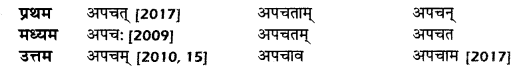 UP Board Solutions for Class 10 Hindi धातु-रूप img-15