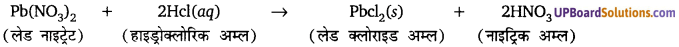 UP Board Class 10 Science Chapter 1 Solution In Hindi Chemical Reactions And Equations