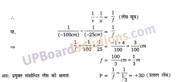 UP Board Solutions for Class 10 Science Chapter 11 Human Eye and Colourful World img-5