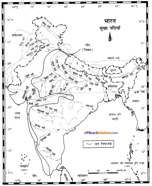 UP Board Solutions for Class 11Geography Indian Physical Environment Chapter 7 Natural Hazards and Disasters (प्राकृतिक संकट तथा आपदाएँ) img 10