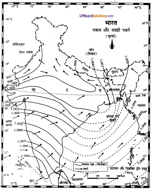 UP Board Solutions for Class 11Geography Indian Physical Environment Chapter 7 Natural Hazards and Disasters (प्राकृतिक संकट तथा आपदाएँ) img 14