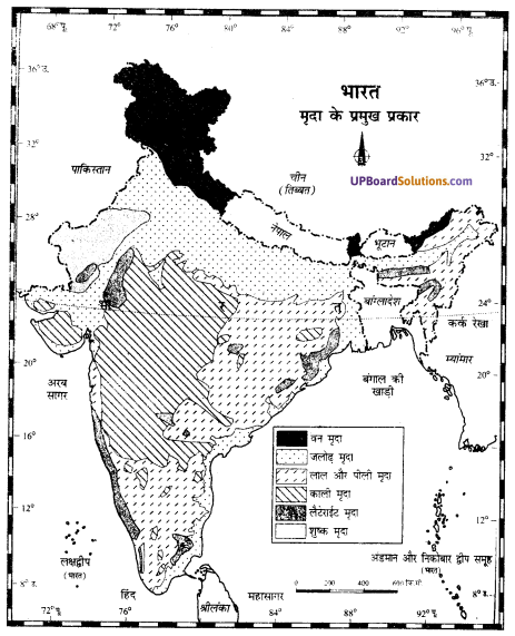 UP Board Solutions for Class 11Geography Indian Physical Environment Chapter 7 Natural Hazards and Disasters (प्राकृतिक संकट तथा आपदाएँ) img 22