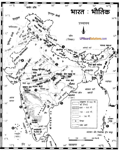 UP Board Solutions for Class 11Geography Indian Physical Environment Chapter 7 Natural Hazards and Disasters (प्राकृतिक संकट तथा आपदाएँ) img 9