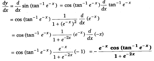 UP Board Solutions for Class 12 Maths Chapter 5 Continuity and Differentiability image 113