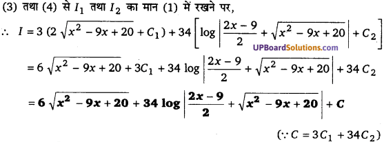 UP Board Solutions for Class 12 Maths Chapter 7 Integrals image 189