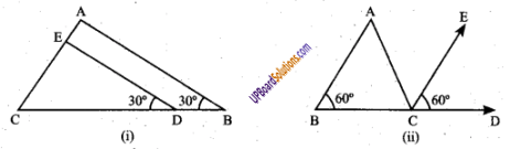 UP Board Solutions for Class 6 Maths Chapter 9लम्ब और समान्तर रेखाएँ 11