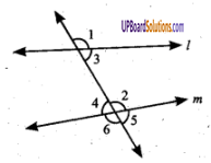 UP Board Solutions for Class 6 Maths Chapter 9लम्ब और समान्तर रेखाएँ 13