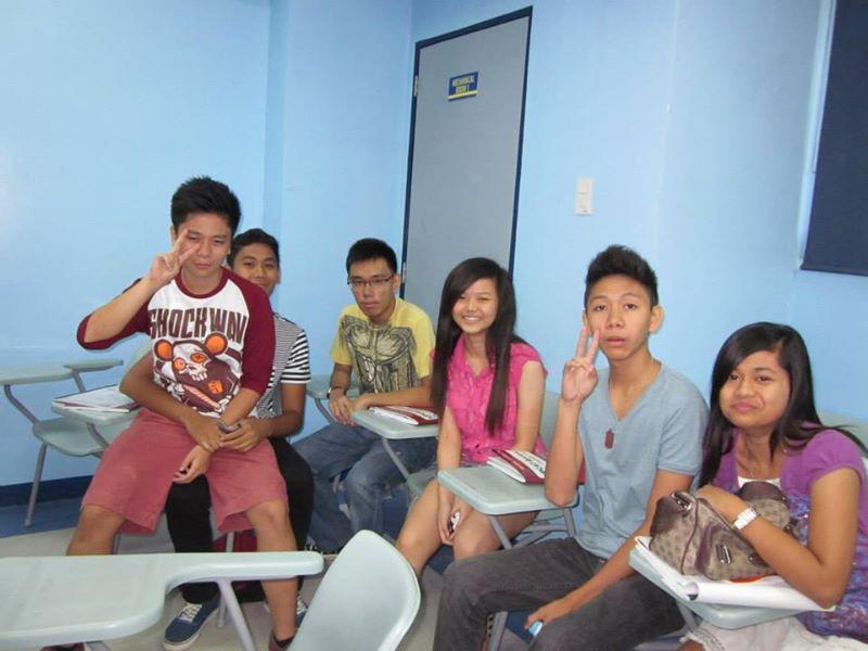 upcat review summer class