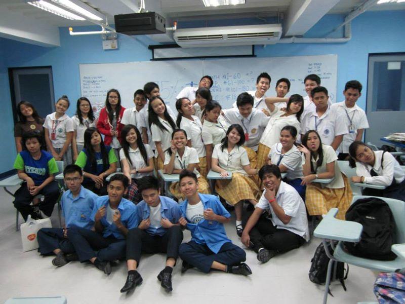 upcat review naga classroom review