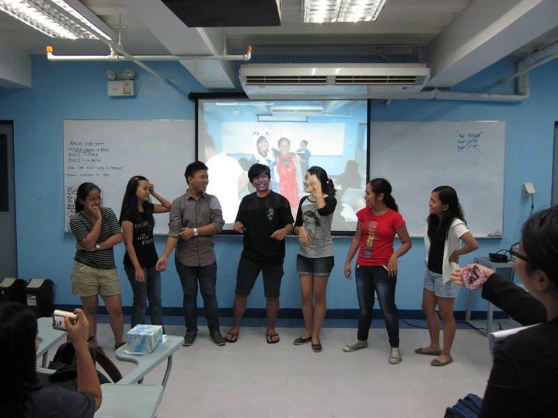upcat review class presentation