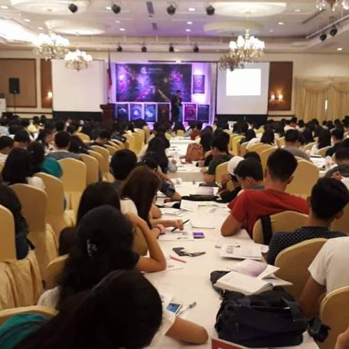 Review Masters Bicol 37 Tips Workshop