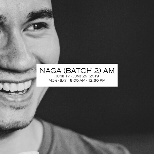 Naga UPCAT Review Plus 2019 Batch 2 AM schedule