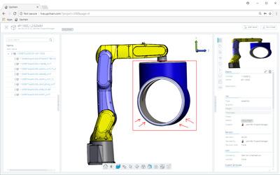 CAD viewer markup