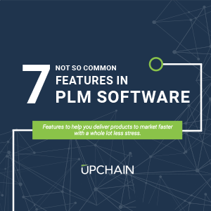 7 Not So Common Features of PLM Software: Features to help you deliver products to market faster with a whole less stress.