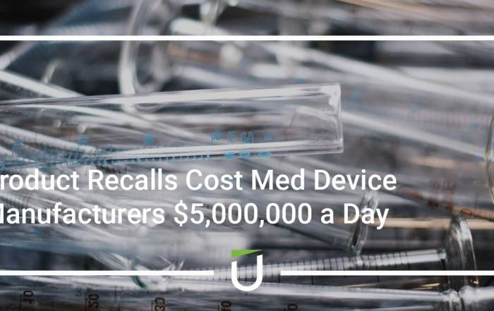 FDA compliance for med device manufacturers