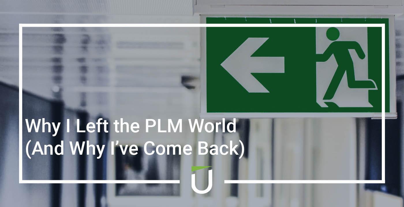 left PLM world