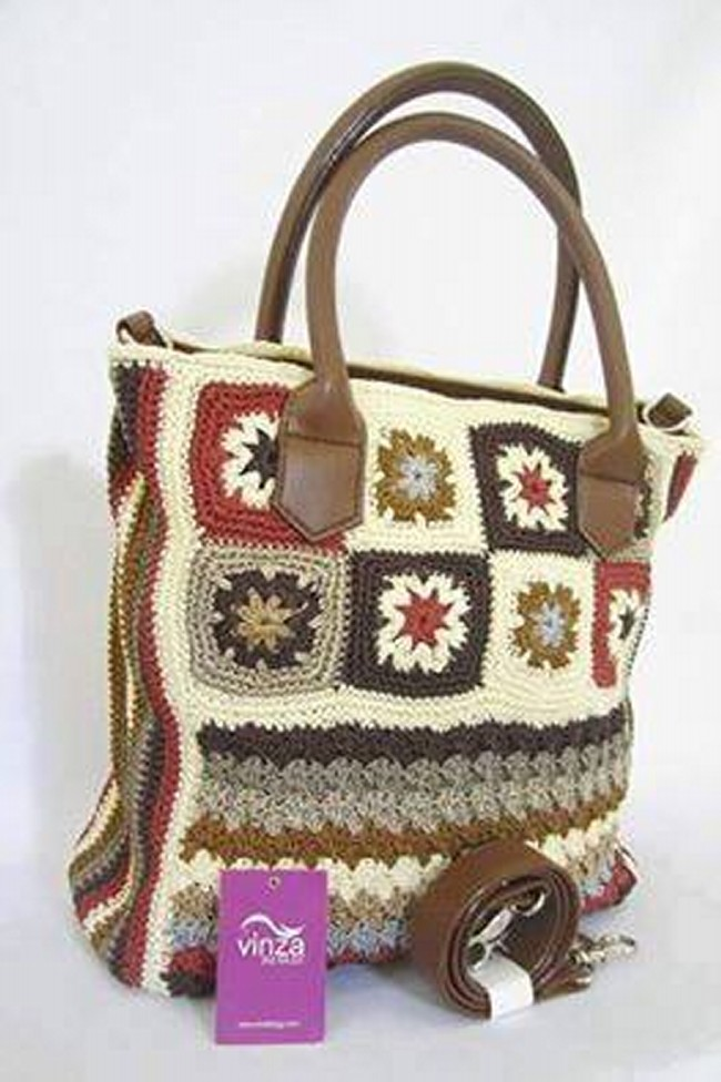Crochet Bag Pattern Designs