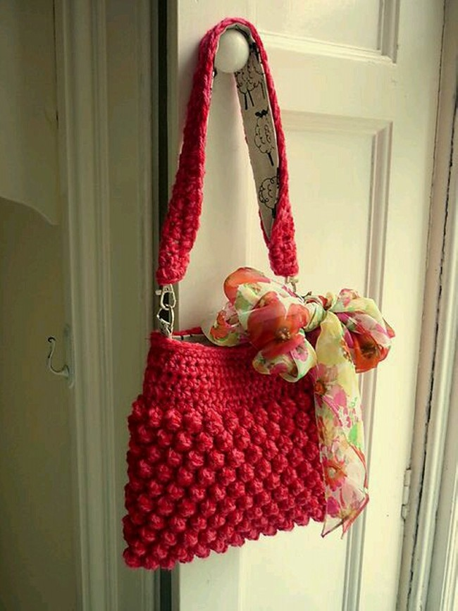 DIY Crochet Bag Ideas