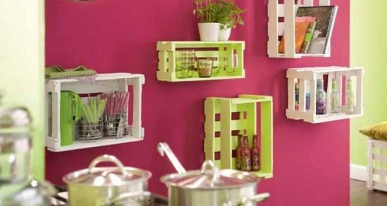 Idee per decorare la cucina in eco-style | ecogreenmania