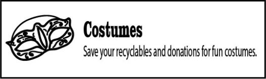 Frugal costume ideas