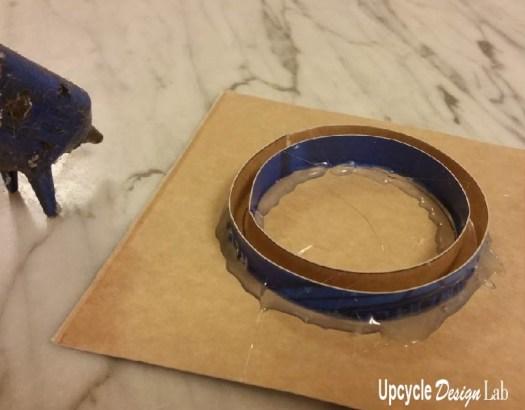 Foam Takeout Box Bracelet -