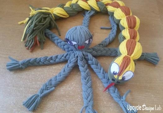 t-shirt yarn animals