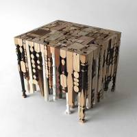 Eking It Out: table legs furniture by Rupert Herring
