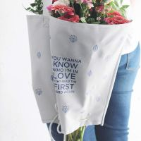 Flower Bouquet Bag by RE_STORE