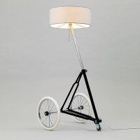 BERLIN-RE-CYLING: bicycle parts lighting by StW-design