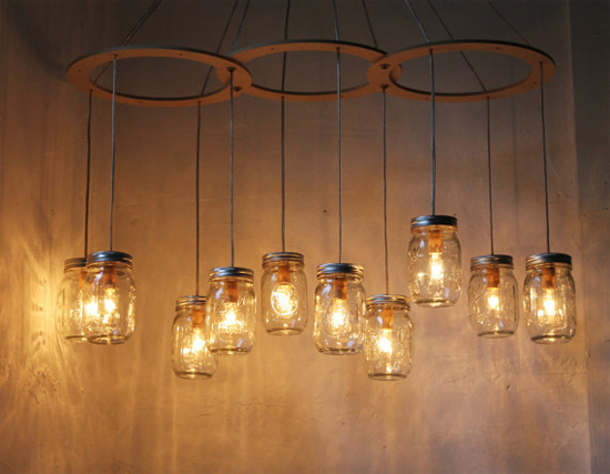 Decanter Light Fixtures
